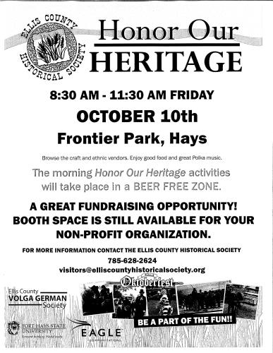 HonorOurHeritage2014